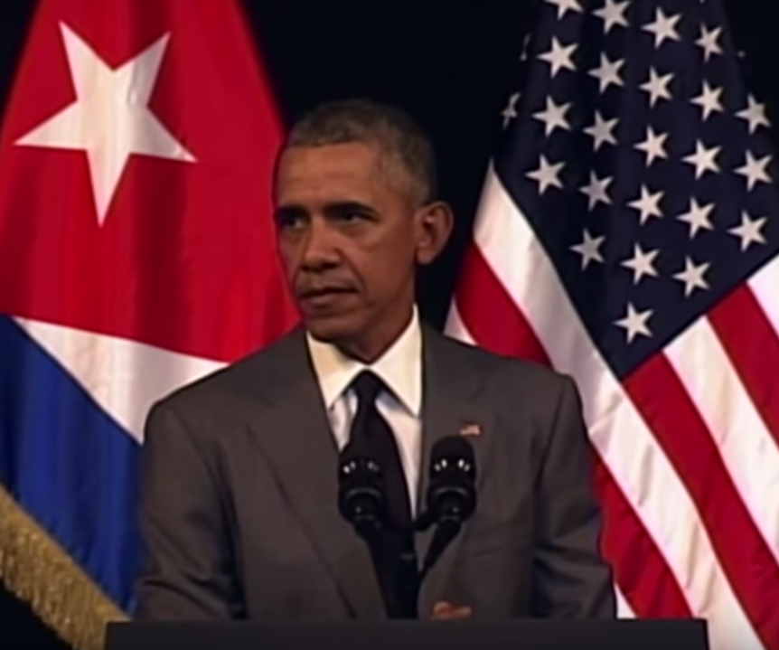 With Days Left, Obama Changes Cuban Immigration Policy