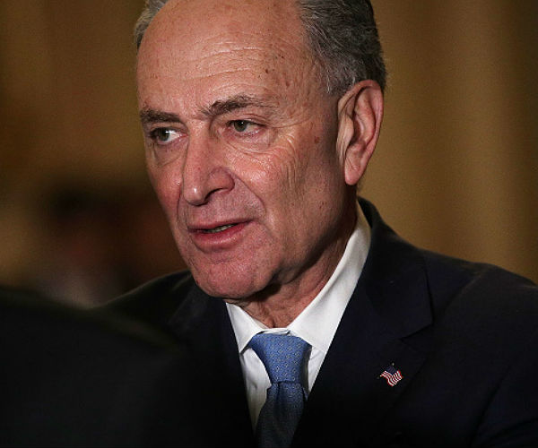 Chuck Schumer to Trump on Guns: 'Stick With These Principles'