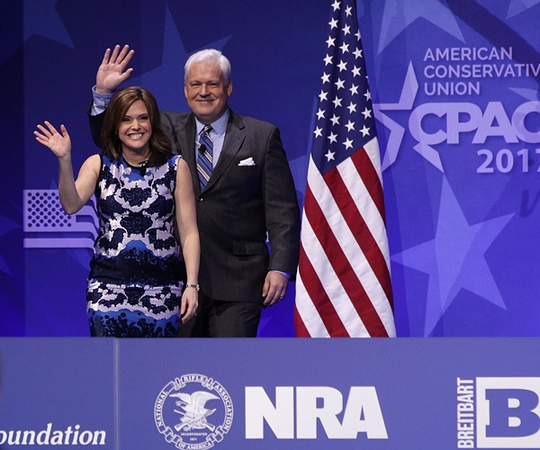 WSJ: Schlapp Being Considered for Hicks' Role