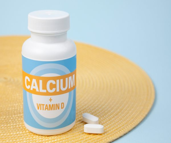 Calcium Supplements Increase Risk of Colon Polyps