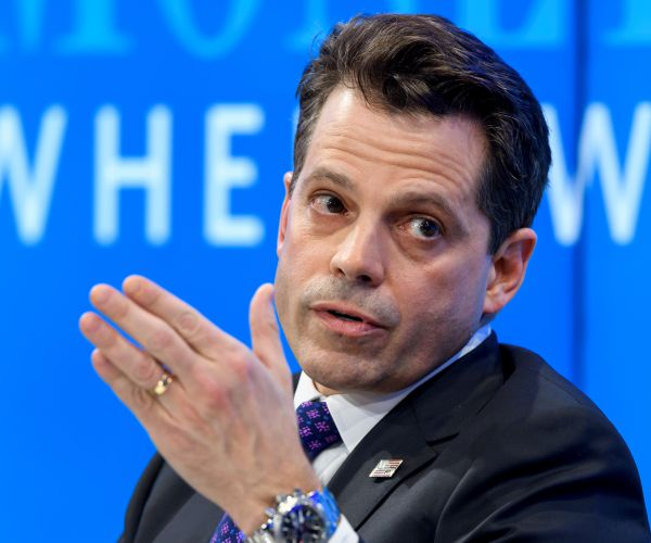 Scaramucci on White House 'Exclusion List' Blocking Visits