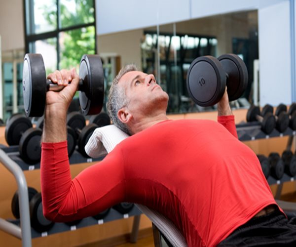 Weightlifting Helps Patients With Kidney Disease: Study