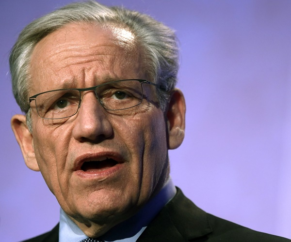 Bob Woodward: Some 'Emotionally Unhinged' Over Trump