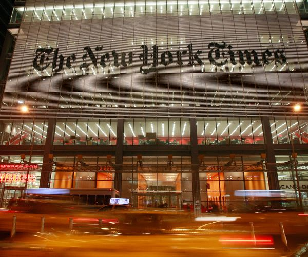 NYT Editor: Paper Stands By Reporting on Trump Lawyer Story