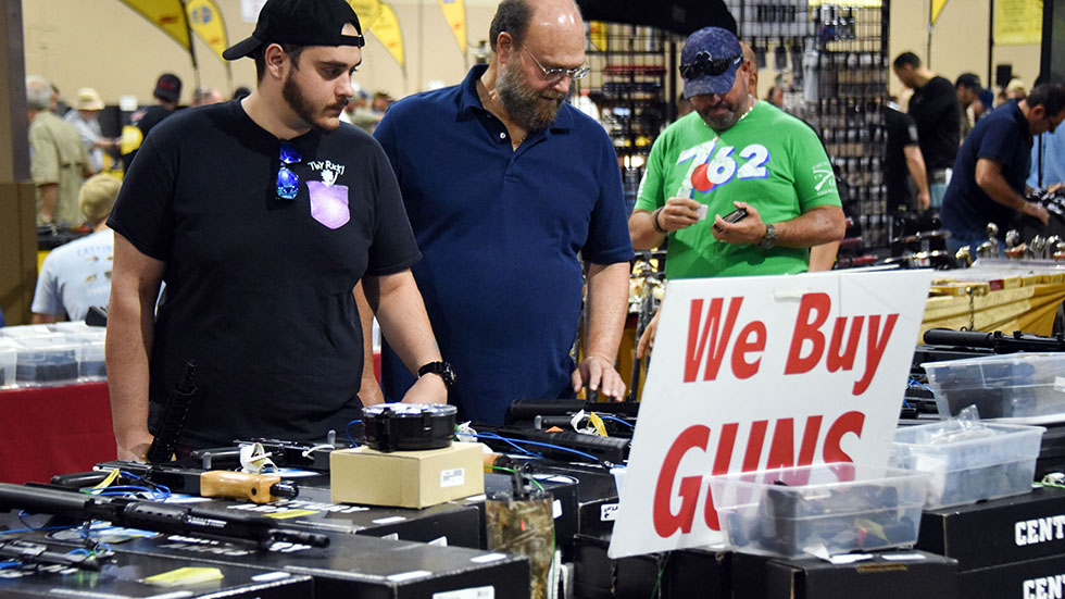 The left can't win on guns, so now they're trying to silence their opposition