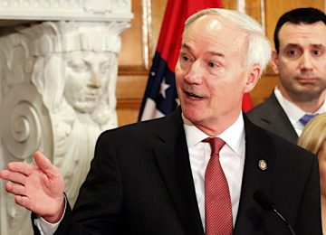 Gov. Asa Hutchinson Wins Arkansas GOP Primary, Henderson Wins Dem