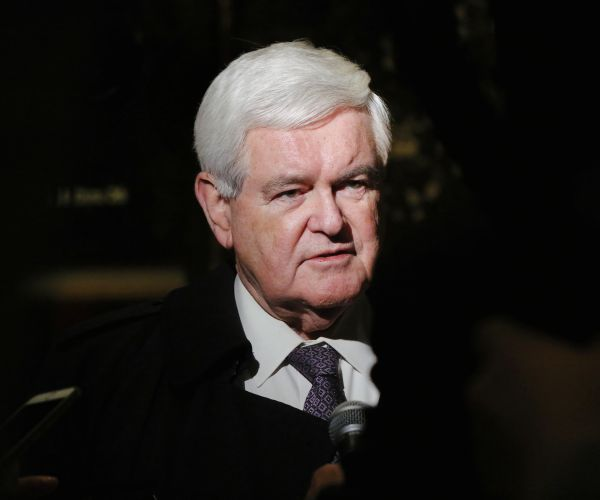 Gingrich on Trump: 'Most Effective Uprooter of Liberalism in My Lifetime'