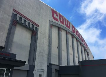 Advocates call for end to gun shows at Cow Palace – by l_waxmann – July 18, 2018