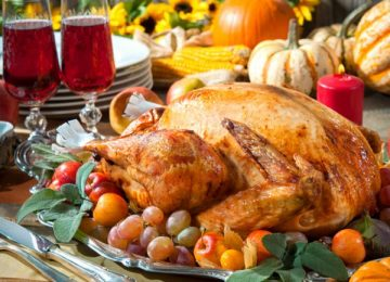 Thanksgiving Strategies for People With Diabetes