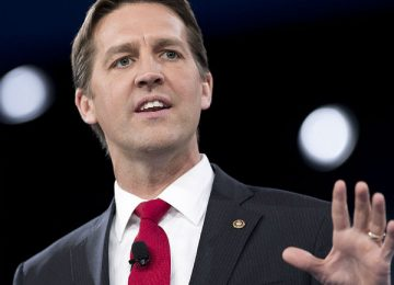 Sasse Warns Against 'Alarmism' About Climate Change