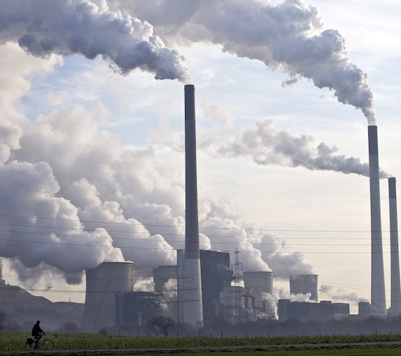 Carbon Emissions Reportedly Will Hit All-Time High