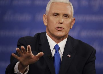 VP Pence Calls Attacks on Wife's Teaching Job 'Deeply Offensive'