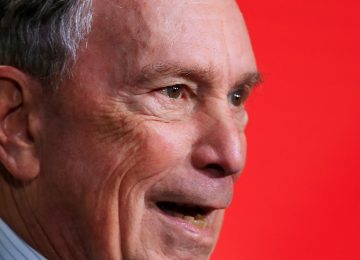 ILA | Bloomberg Wants Armed Guards for Alma Mater as He Seeks to Disarm Average Citizens