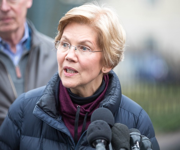 Elizabeth Warren Apologizes Again for Claiming to Be of Native Descent