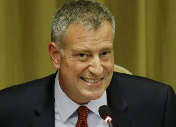 De Blasio Calls Obama's Early Days in Office a 'Lost Window'