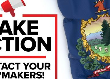NRA-ILA   Vermont: Your Action Needed