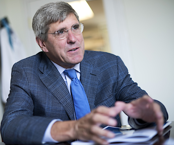 Stephen Moore: 'May Do Something at WH or Campaign' in Future