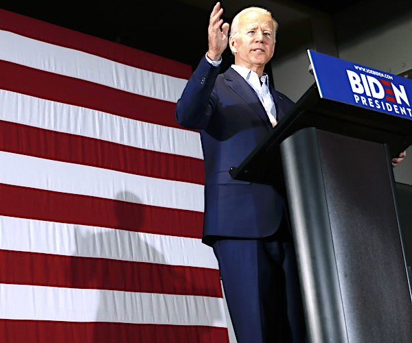 YouGov Poll: Half of Black Democratic Voters Back Biden