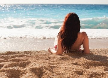 Time at the Beach Improves Your Health