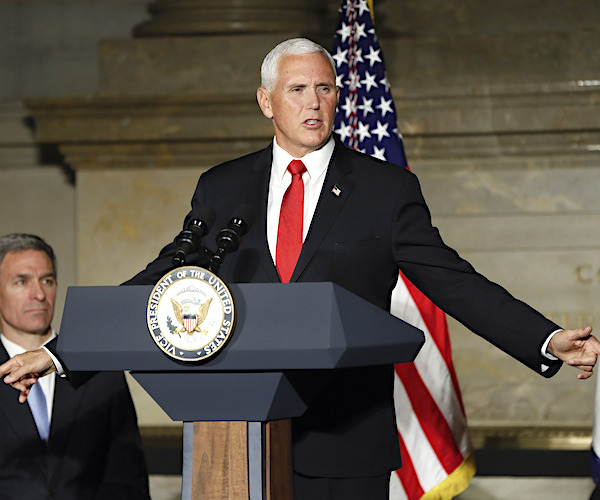 Pence Touts 'Most Generous' Immigration System in World History