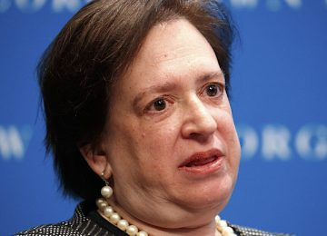 Elena Kagan: 'No Part' Of Her Will Ever Accept Gerrymandering Case