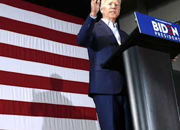 Fox Poll: Biden on Top With Commanding Lead Among Dems