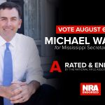 ILA | NRA-PVF Endorses Michael Watson for Mississippi Secretary of State