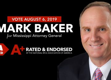 ILA | NRA-PVF Endorses Mark Baker for Attorney General of Mississippi