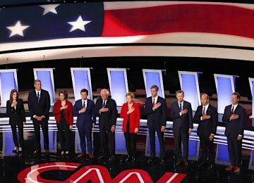 New DNC Rules Make Way for More Dems on October Debate Stage