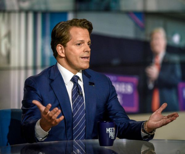 Scaramucci: GOP May Need to Replace Trump for 2020 Election