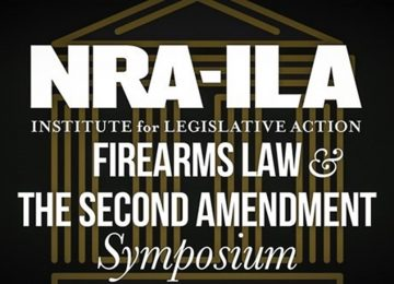 ILA | Join Us for the 2019 NRA-ILA Firearms Law & The Second Amendment Symposium Next Saturday October 5th