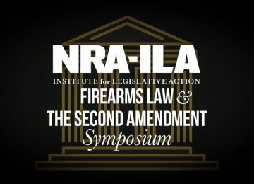 ILA | Attend the FREE 2019 NRA-ILA Firearms Law & The Second Amendment Symposium on October 5th in Midlothian