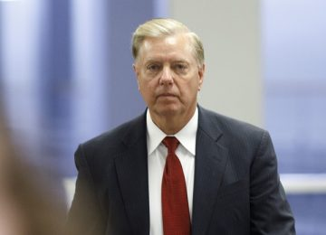Sen. Graham: Schiff Is 'Full of Crap'