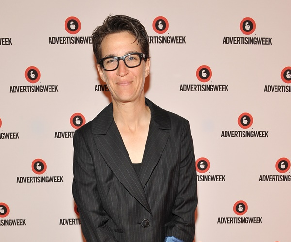 Rachel Maddow: Short Impeachment, NRA 'Implosion' Story of Year