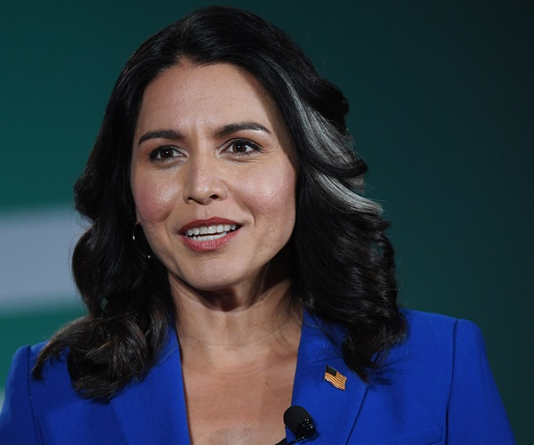 US Hero to Gabbard: Respect I Had for You Has 'Vanished'
