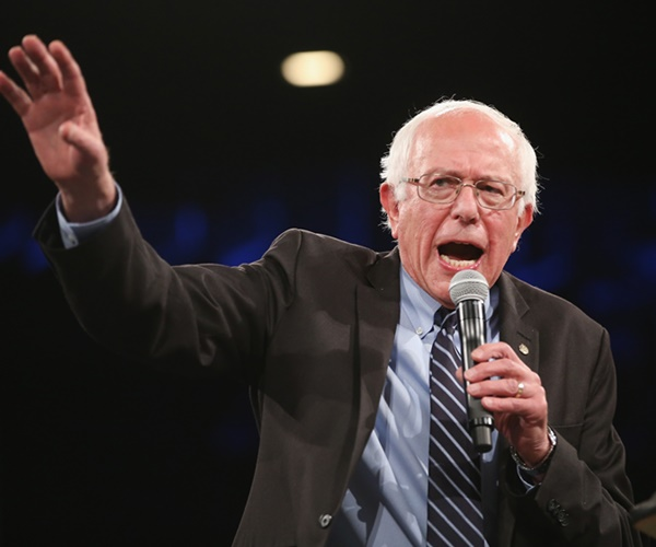 Sanders Wins Major New Hampshire Union Endorsement