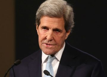 Kerry Denies He Is Joining Presidential Race