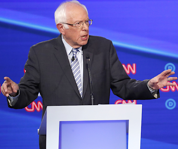 Sanders Campaign Blasts MSNBC's Todd for Citing Quote Comparing Supporters to Nazis