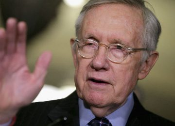 Harry Reid: 'All Caucuses Should Be a Thing of the Past'
