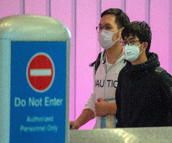 US Dubs Virus Health Emergency, Barring Foreign Nationals Who Pose Risk