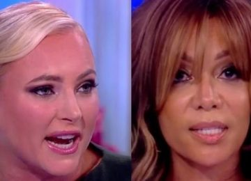 'The View' Derails As Hosts Fight Over Second Amendment – 'Designed To Protect Slavery'